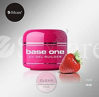 Прозрачный гель с запахом клубники Base One Strawberry (разлив)