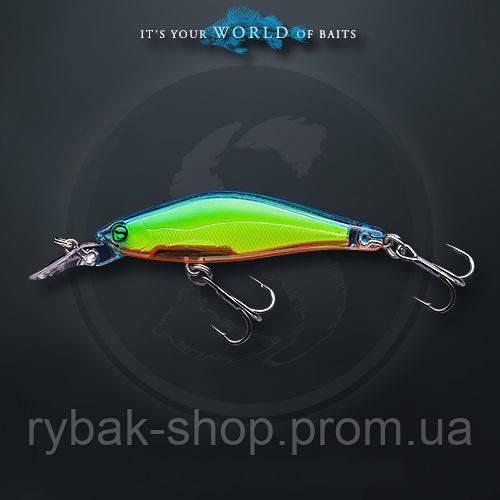 Воблер Sprut Ivasi 3D 65SP LB-3D