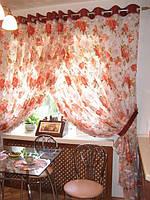 Пошив штор и гардин на люверсах, 80 грн м.п. ткани