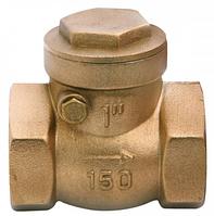 """Обратный клапан лепестковый (хлопушка) 1"""" DN25"""