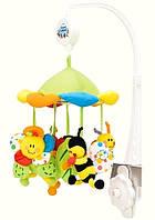 Мобиль с балдахином Цветная полянка Canpol Babies 2/984