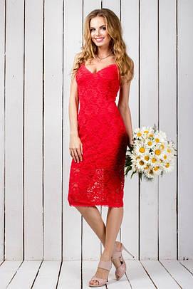 Женское летнее платье №122-363