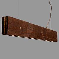 Декоративный светильник ML-Wooden Slot, фото 1
