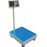 Торговые весы 300 кг 40*50 усиленная платформа
