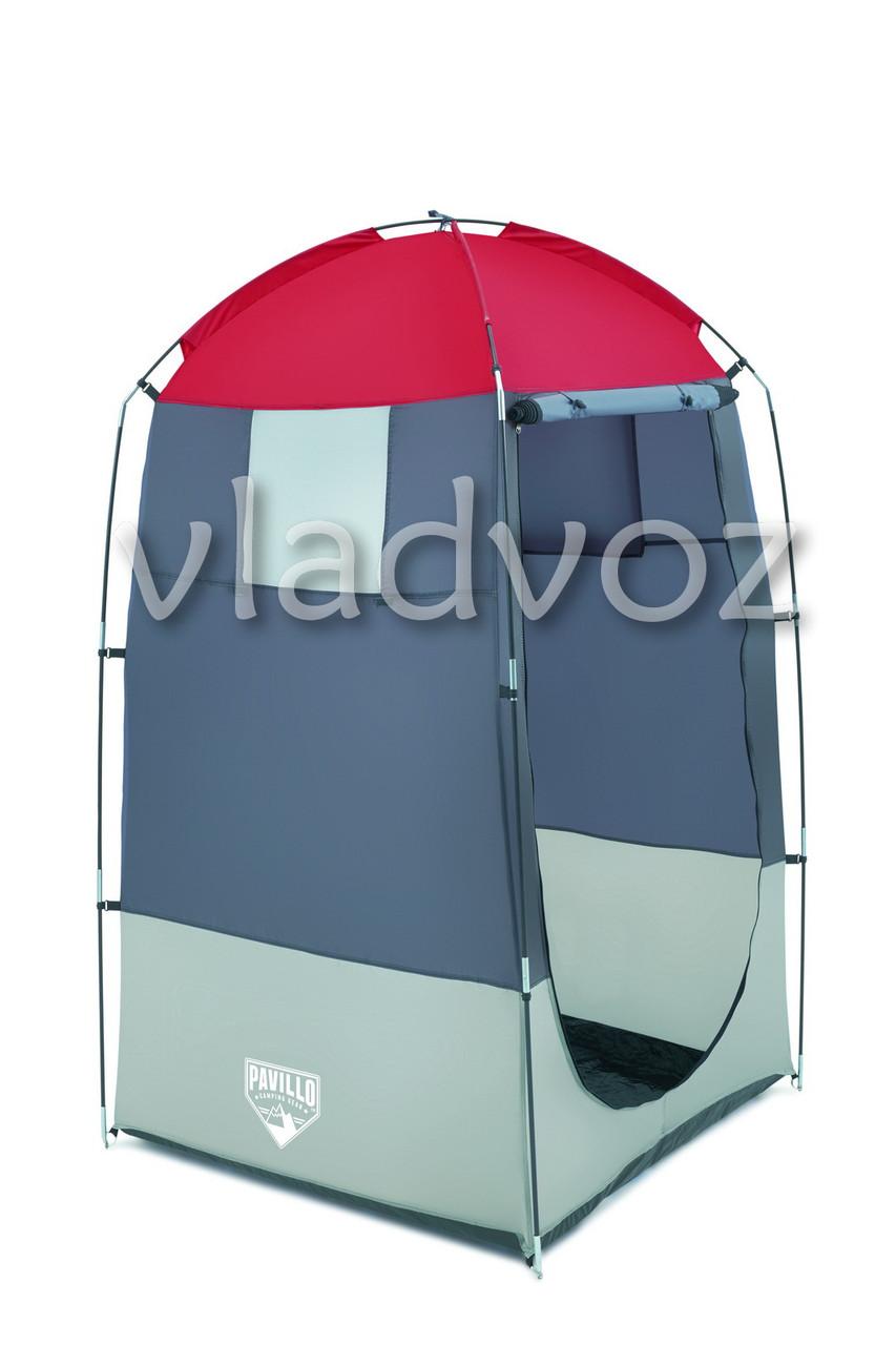 Палатка кабинка одноместная