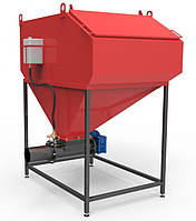 Шнек автоматизированной топливоподачи 100-150 кВт