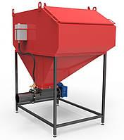 Шнек автоматизированной топливоподачи 25-50 кВт