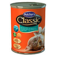 Butcher's CLASSIC рыба кусочки 400гр