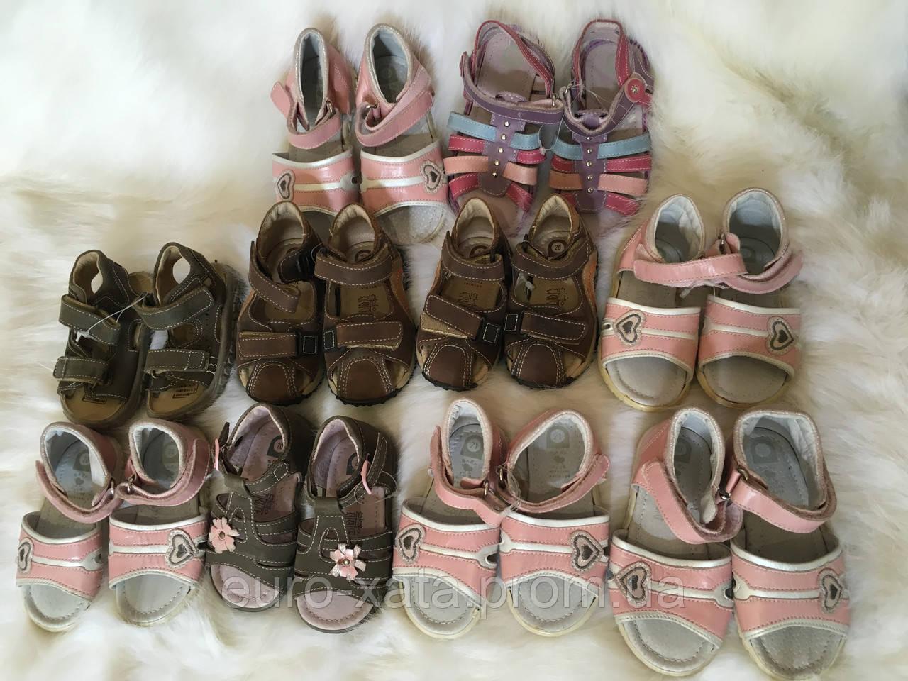 Лот детской обуви Германия