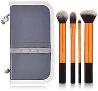 Real Techniques Core Collection набор кистей для макияжа + чехол, фото 1