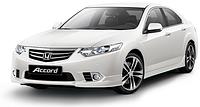 Комплект оригинальных резинок Honda для стеклоочистителей для Honda Accord с 2008-2013