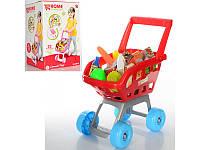 """Игровой набор """"Тележка для супермаркета"""" 668-06-07"""