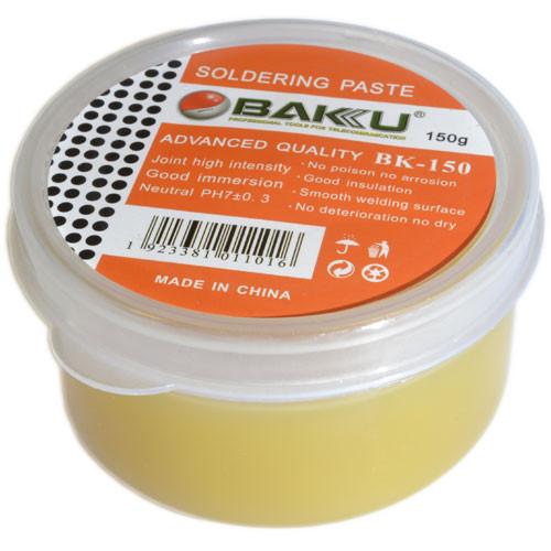 Флюс-паста для пайки Baku BK-150 150 грамм