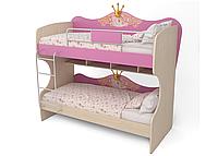 Двоповерхове ліжко Cn-12