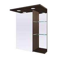 Зеркальный шкафчик с диодной подсветкой Fancy Marble MC-8