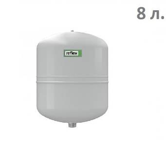 Расширительный бак вертикальный Reflex NG 8 л.