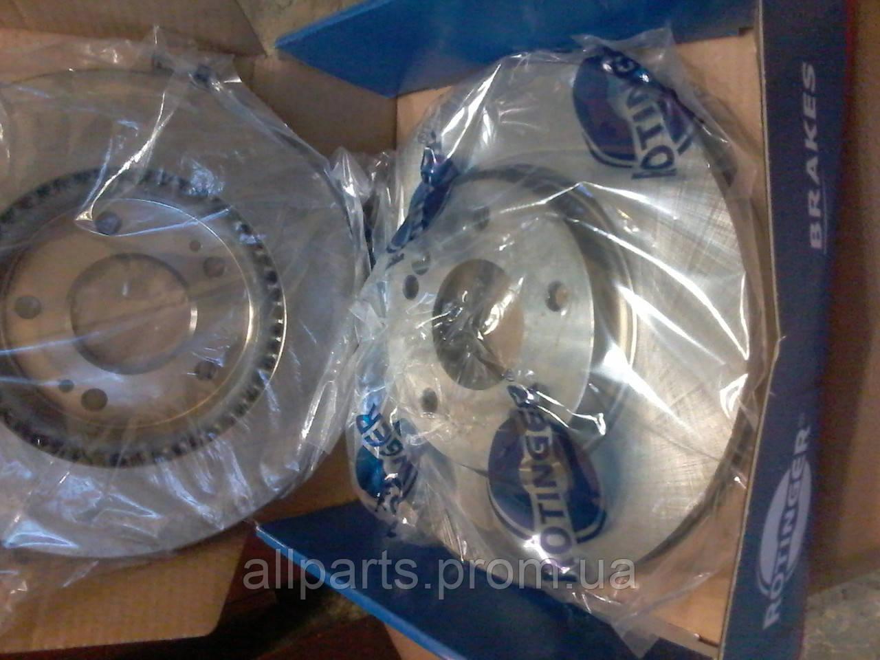 Тормозные диски передние Hyundai i30 (FD), ix20 (JC)