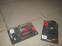 Навигационный огонь, красный. LED. пластик (черный)