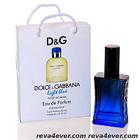 Dolce & Gabbana Light Blue pour femme парфюмированная вода (мини)