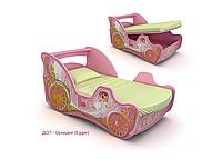 Ліжко-карета Сn-11-80 mp з ящиком