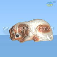 Садовая фигура Щенок сербернара