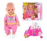 Интерактивная кукла-пупс BABY Born 8001-3 (в коробке), фото 1