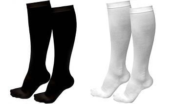 Компрессионные носки Miracle Socks с антиварикозным эффектом D100