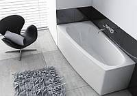 Ванна акриловая угловая Aquaform SIMI 150х80 L