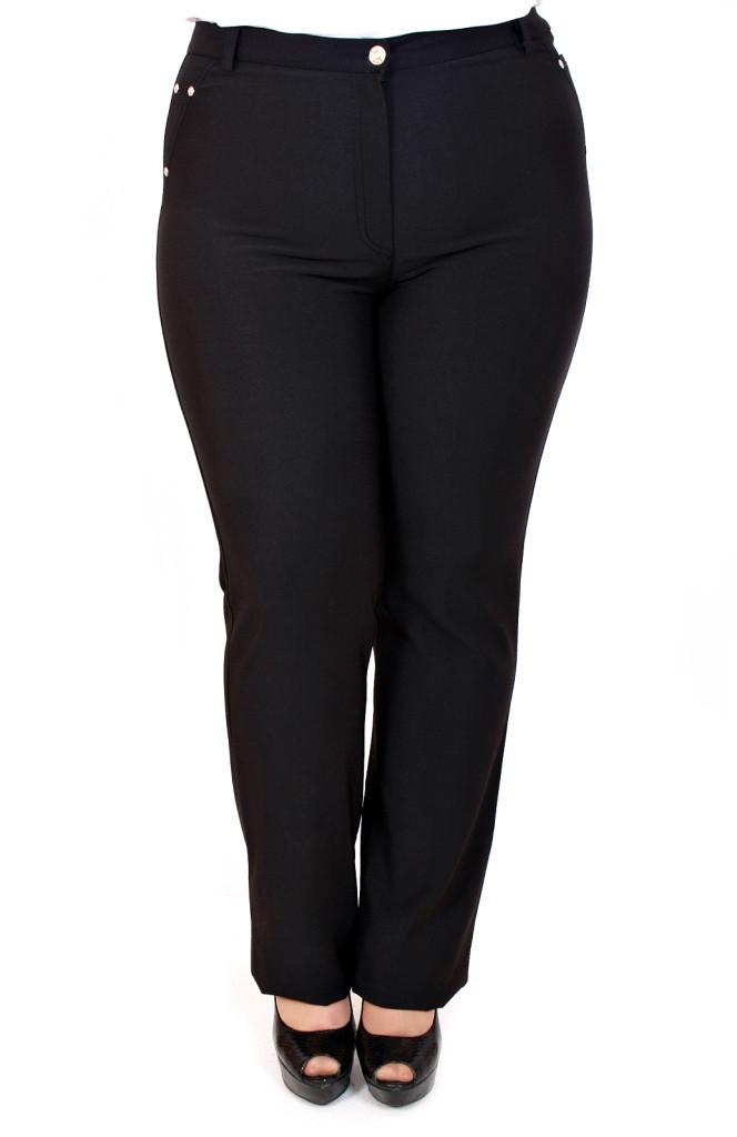 Классические брюки большого размера Алеска 48-62