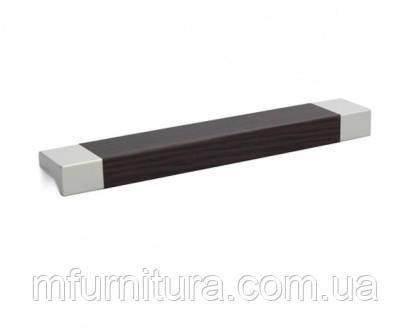 Ручка D 752/128 AL/Wood