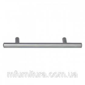 Ручка рейлинговая RE 1008/192 (матовый хром)