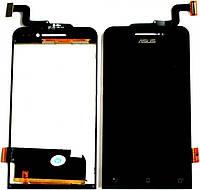 Дисплей (экран) + сенсор (тач скрин) ASUS ZenFone 4 A400CG 4.0