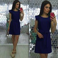 "Сарафан платье ""Modest""  Темно-синий 42-44 р-р, фото 1"