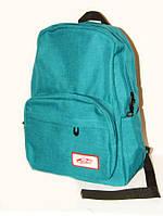 Удобный рюкзак за старшеклассника с ортопедической спинкой 8034