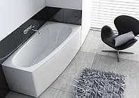 Ванна акриловая угловая Aquaform SIMI 160х80 R