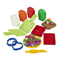 "Творчество и рукоделие «Irwin Toy» (30023) набор для лепки «Skwooshi» ""Хрустящие вафли"""