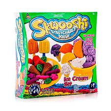 "Творчество и рукоделие «Irwin Toy» (30024) набор для лепки «Skwooshi» ""Вкусное мороженое"", фото 2"