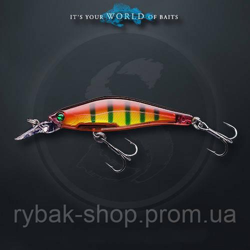 Воблер Sprut Ivasi 3D 65SP YRP-3D