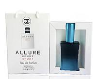 Chanel Allure Homme Sport парфюмированная вода (мини)
