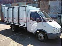 Хлебный фургон на а/м ГАЗ-3302 96 л., фото 1
