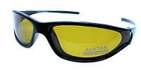 Стильные мужские очки солнцезащитные akwa avatar polaroid
