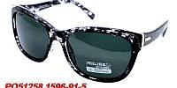 Женские солнцезащитные очки aolise polaroid пятнистые