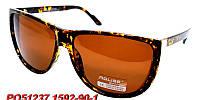 Солнцезащитные очки aolise polaroid коричневые