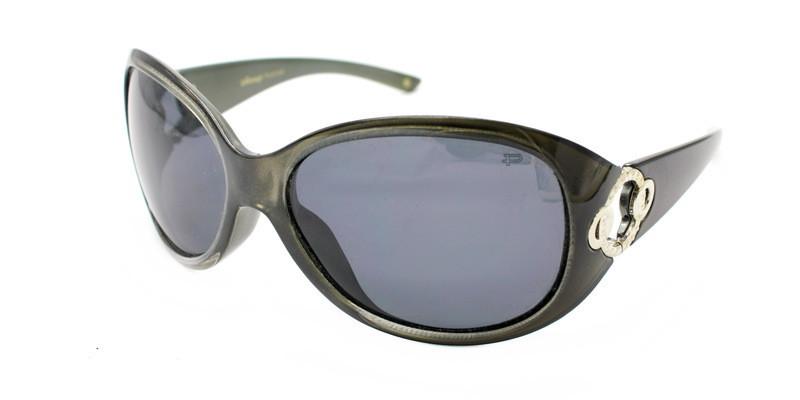 Cолнцезащитные очки monoego polaroid черные