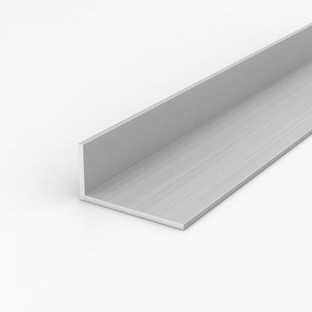 Уголок алюминиевый разносторонний. СКЛАД