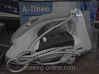 Электрический утюг А-Плюс 0077, легкая глажка, утюг, бытовой утюг, техника для дома, утюг