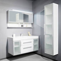 Пенал для ванной Fancy Marble SCG (ПСТ-1)