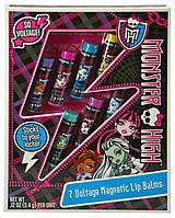 Бальзамы для губ в ассортименте Monster High Lip Balm Set