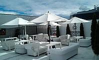 """Уличный зонт """"Де Люкс ø 3м"""" для летних площадок баров, кафе и ресторанов"""