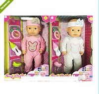 Кукла-пупс функциональный DEFA 5072